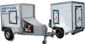 Keep It Cool Refrigerated Trailers for Sale or Hire