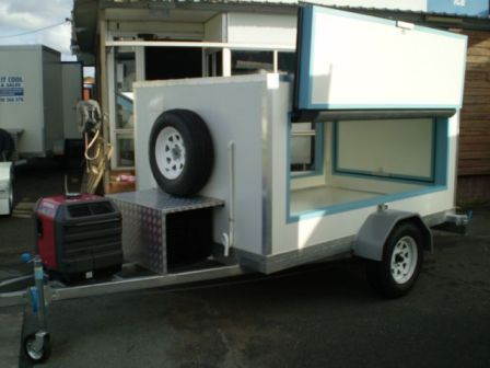 Buy Or Hire Refrigerated Chiller And Freezer Trailers For
